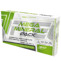 Mega Mineral Pack - 60caps