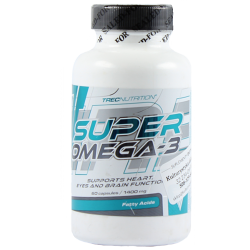 Super Omega 3 - 60 drageias