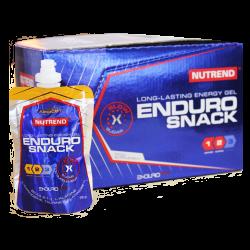 Enduro Snack Gel SAQUETAS- 16x75g