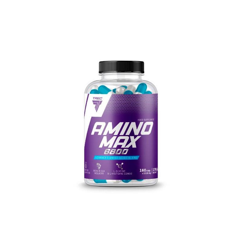 Amino Max 6800 da Trec Nutrition