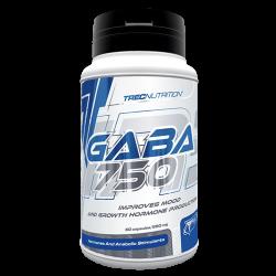 GABA 750 - 60caps