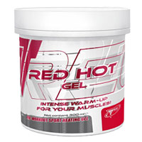 Gel de Aquecimento Red Hot - 300ml