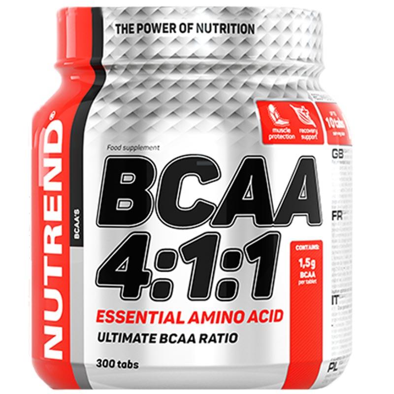 Fórmula de BCAA na proporção de 4:1:1