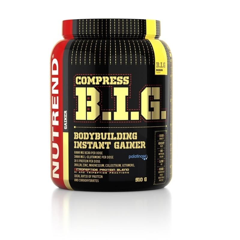 Compress BIG - Nova Imagem - Gainer e Recuperador Topo de Gama