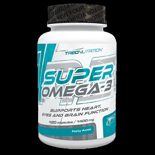 Super Omega 3 com 120 drageias Liquidas