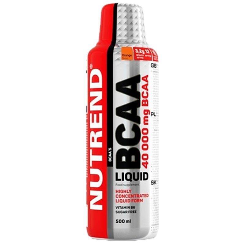 BCAA em Liquido Garrafa de 500ml