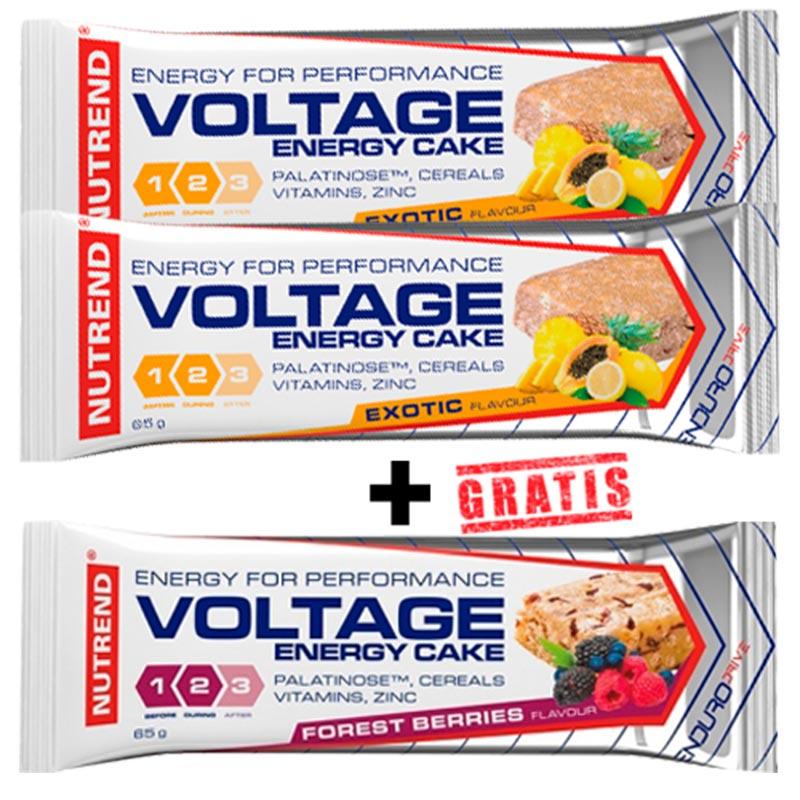 Super Promoção - compra 2 barras Voltage e recebe outra Grátis - Possivel escolher o sabor